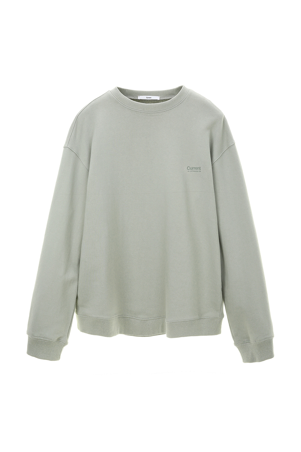 Logo Sweatshirt Men [Mint]