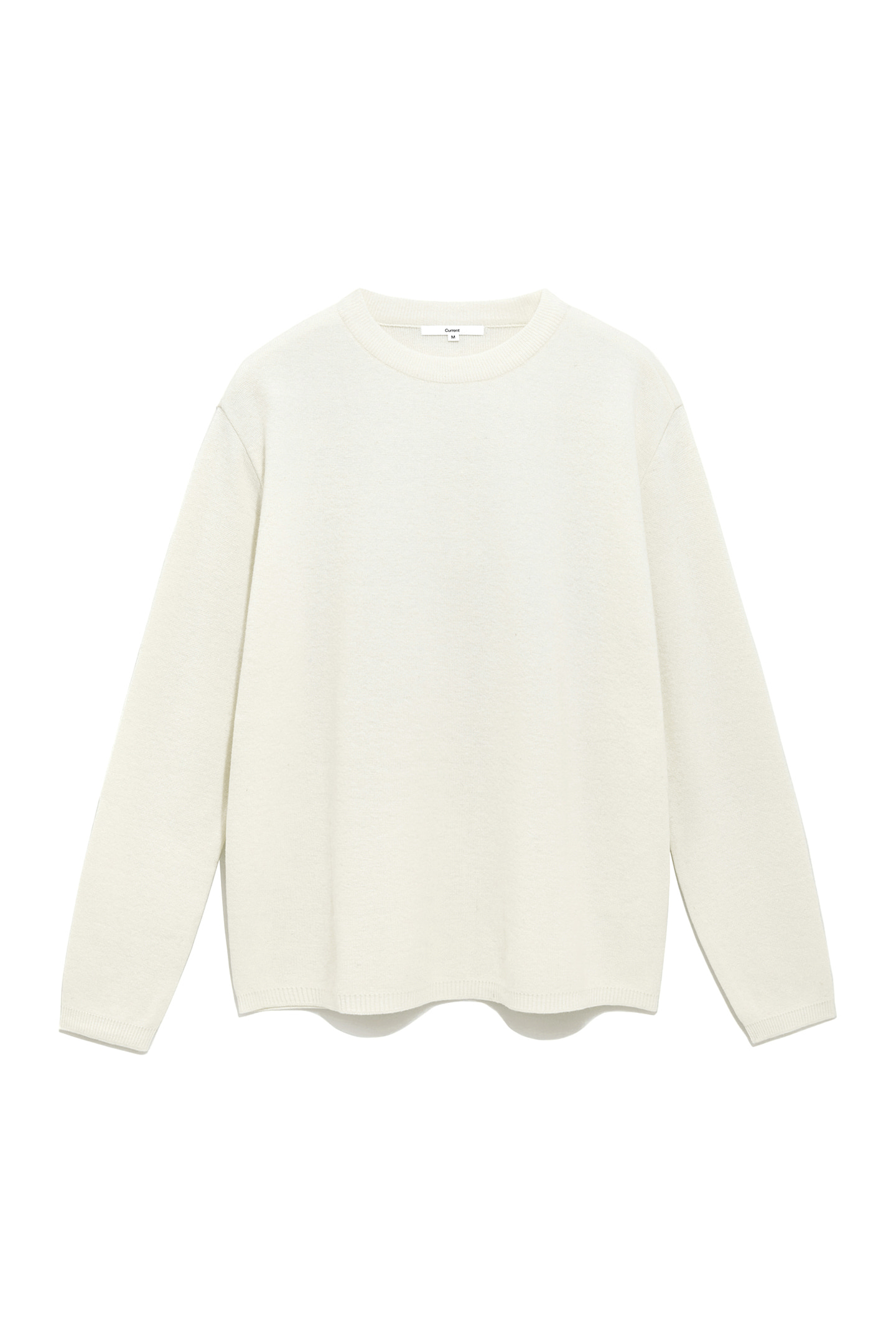 Premium Cash Knit Men [Cream]