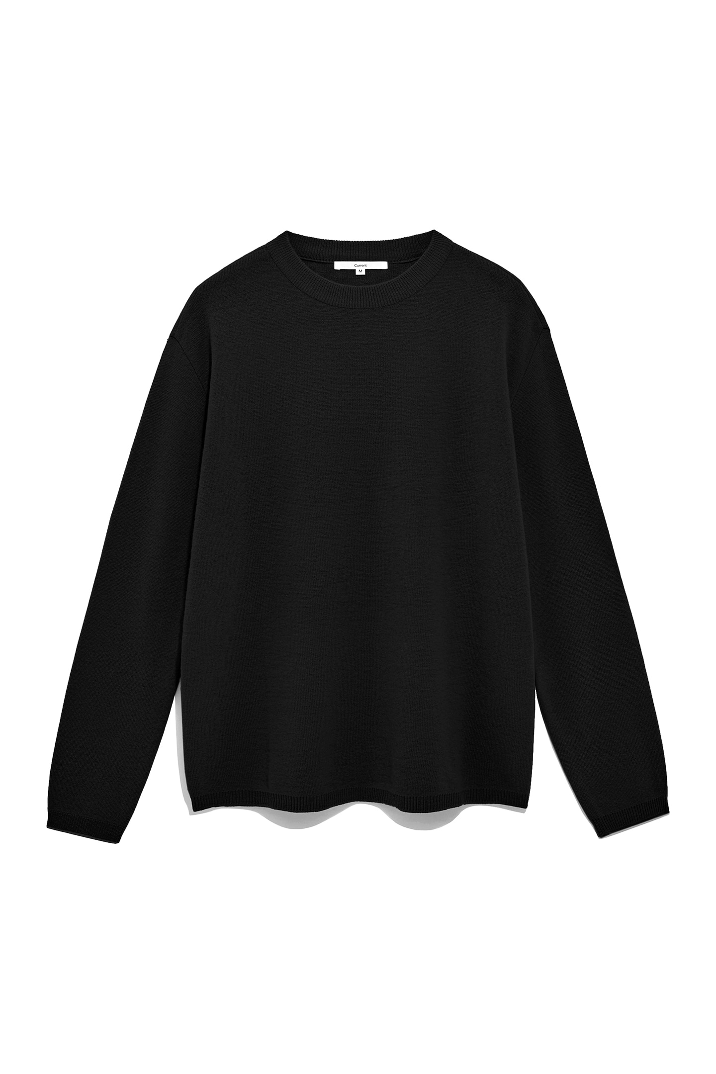 Premium Cash Knit [Black]