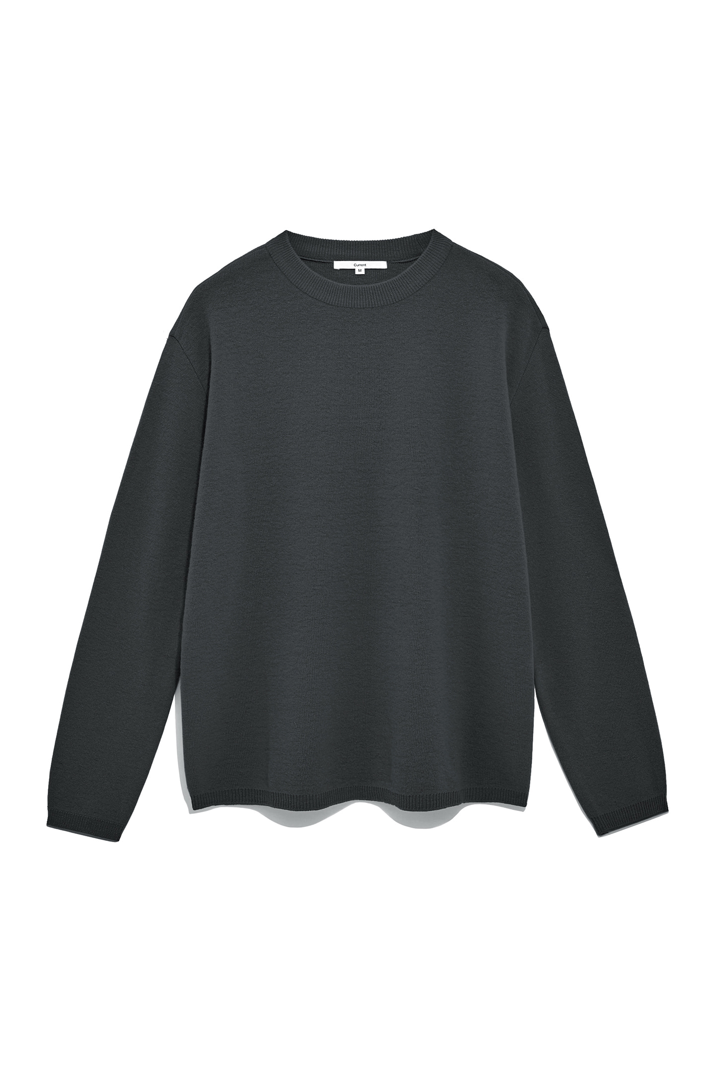 Premium Cash Knit Men [Charcoal Gray]