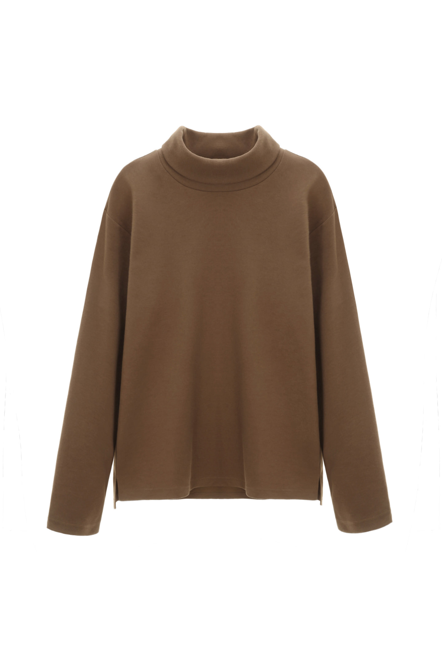 Turtleneck Men [Brown]