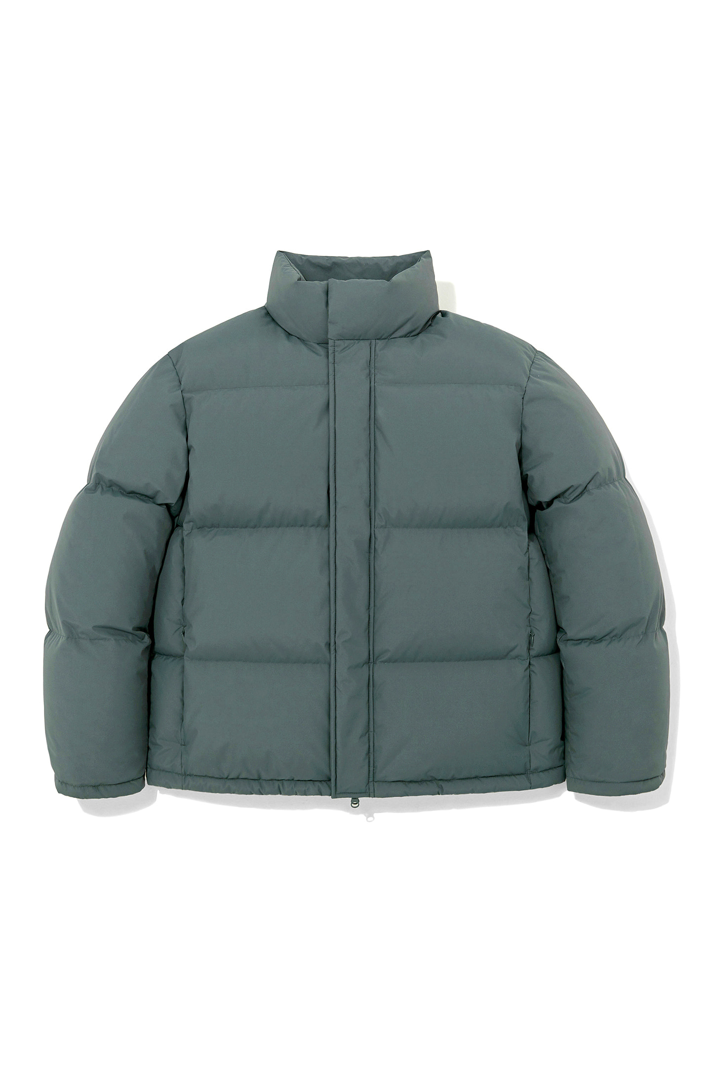 Reversible Down Parka Men [Blue Green]