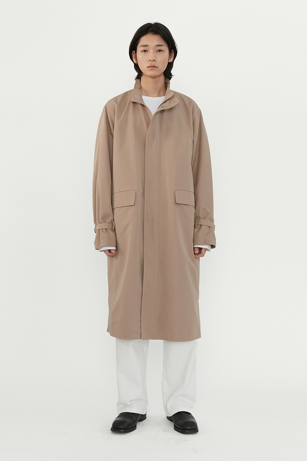 Mods Coat Men [Dark Beige]